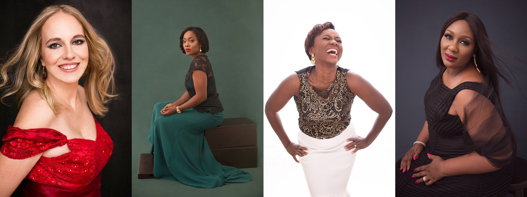 beautiful confident women lagos birthday photoshoot wani olatunde