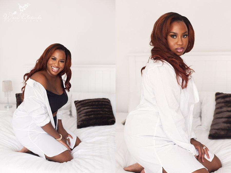 boudoir birthday photoshoot in Milton Keynes_Wani Olatunde
