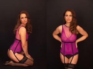 boudoir photo shoot wani olatunde